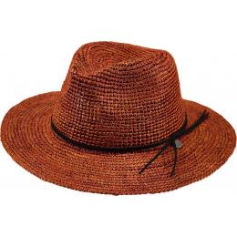 copy of Traveller Hat Celery Natural Straw - Barts