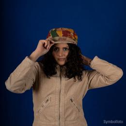 casquette hatteras toile de jute-ReHats
