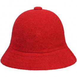 Bob bermuda casual rouge