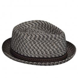 Chapeau Mannes Bailey marron - Chapeau de paille