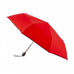 Parapluie Anna Rouge Finition Noir - Piganiol