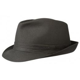 Chapeau Coton Teton Noir - Stetson
