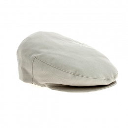 Arnold Beige Flat Cap - Traclet