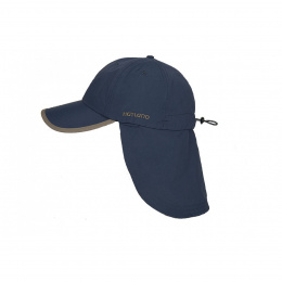 Stone neck cap by Hatland blue