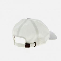 Casquette Baseball Unit Blanc - Traclet