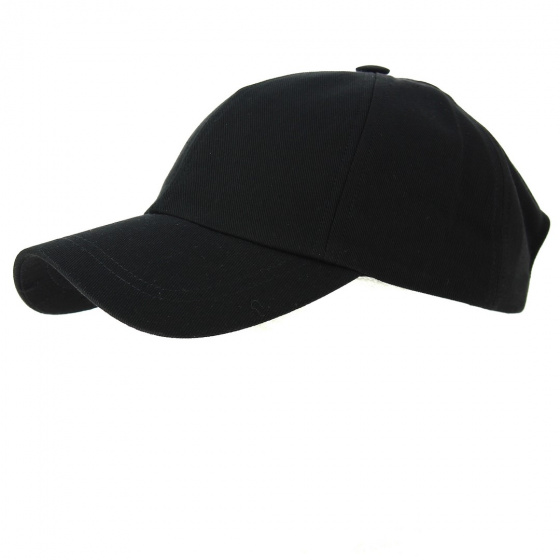 Casquette Baseball Unit Noir Made in France - Traclet