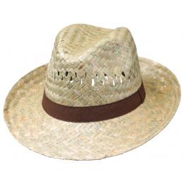 Chapeau de jardin paille