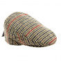 Casquette Plate Tweed Edgar - Traclet