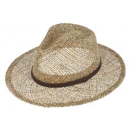Traveller Hat Graz Natural Straw - Traclet