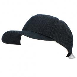 Casquette Américaine United Coton Noir - MTM