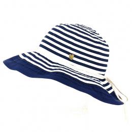 Capeline Marinière Royale Bleue - Traclet