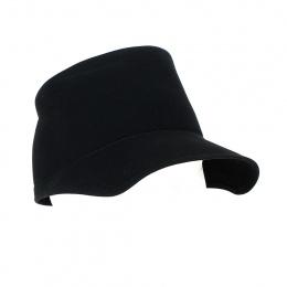 Nordiste Cap Felt Black Hair - No Hats