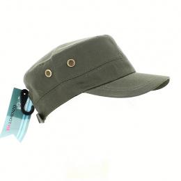 Military Cap Conrad Khaki - Traclet