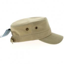 Military Cap Conrad Sable - Traclet