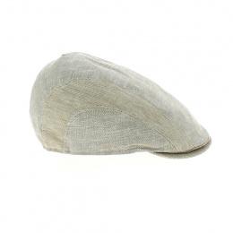 Duckbill Cap Italian Linen & Cotton - Traclet