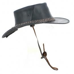 Bandjo Leather Traveller Hat - Aussie Apparel