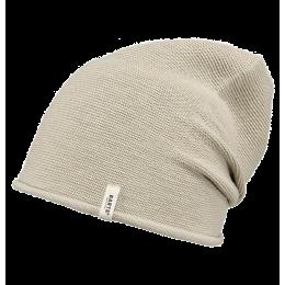 Caiman Beige Cotton Long Hat - Barts