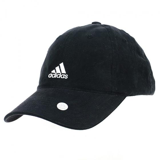 Casquette Baseball Corp Basic Noire - Adidas
