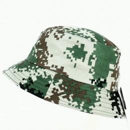 Bob Camouflage Géométrique Vert Army - Traclet