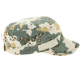 copy of Casquette Militaire Conrad Sable - Traclet