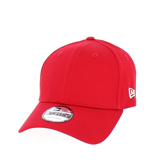 Casquette Baseball Basic 9Forty Rouge - New Era