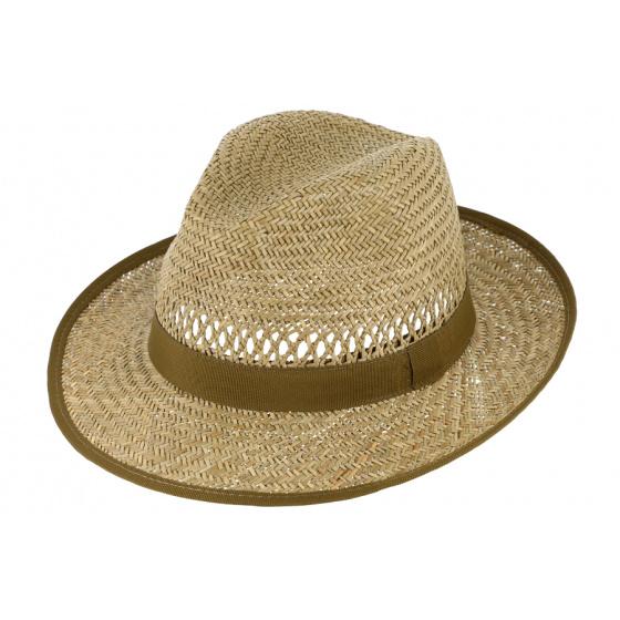 Chapeau de paille Jérôme - Traclet
