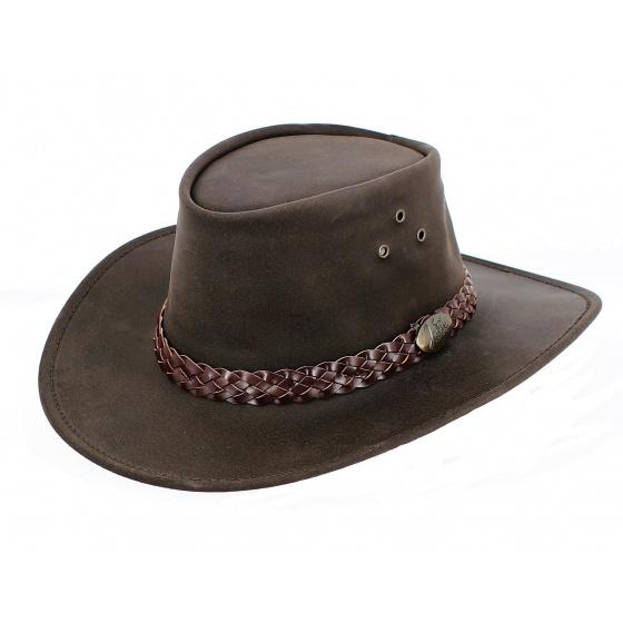 Australian leather hat Wallaroo Oil - Jacaru