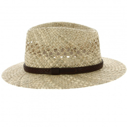 copy of Natural straw garden hat - Traclet