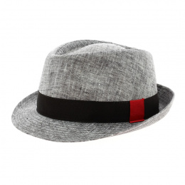 Chapeau trilby Marone taille 59