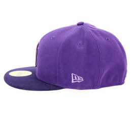 Casquette NY Moncol Violet - NewEra
