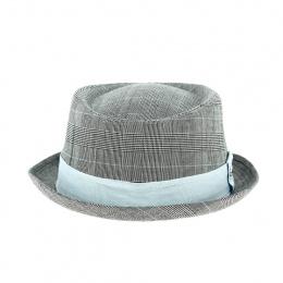 copy of Porkpie Linen Herringbone Hat - Stetson