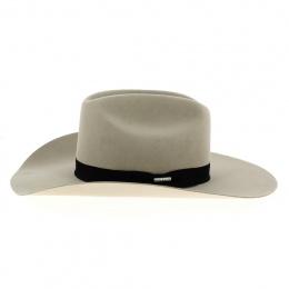 Chapeau Cowboy Lariat 5X Feutre Poil Beige - Stetson