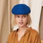 Casquette Béret Acacia Bleu Impérial - Laulhère
