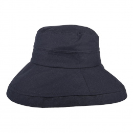 Moon Capeline Cotton Navy- Traclet