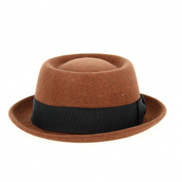 copy of Tino Black Trilby Bailey hat