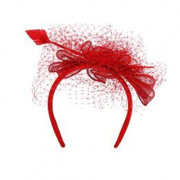 Serre Tête Cérémonie Appia Rouge  - Traclet