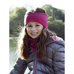 copy of Headband Brecken Polar Fleece Black - Pipolaki