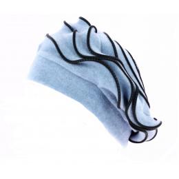 Béret Polaire Femme Jaipur Bleu Ciel - Traclet