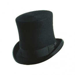 Top hat 18cm - Mad Hatter