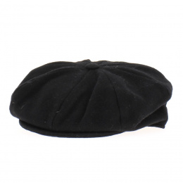 Black Irish cap