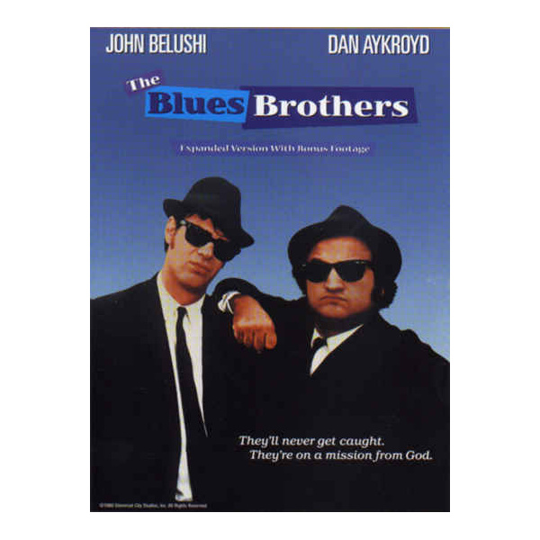 Blues Brothers enfant