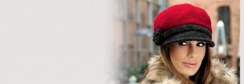 Chapeaux bérets laine bouillie