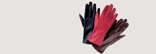 Gloves leather, fabric, fleece ⇒ Purchase of gloves woman / man
