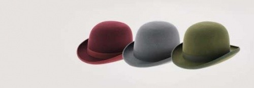 Chapeau melon - Modèles et styles de chapeaux melon